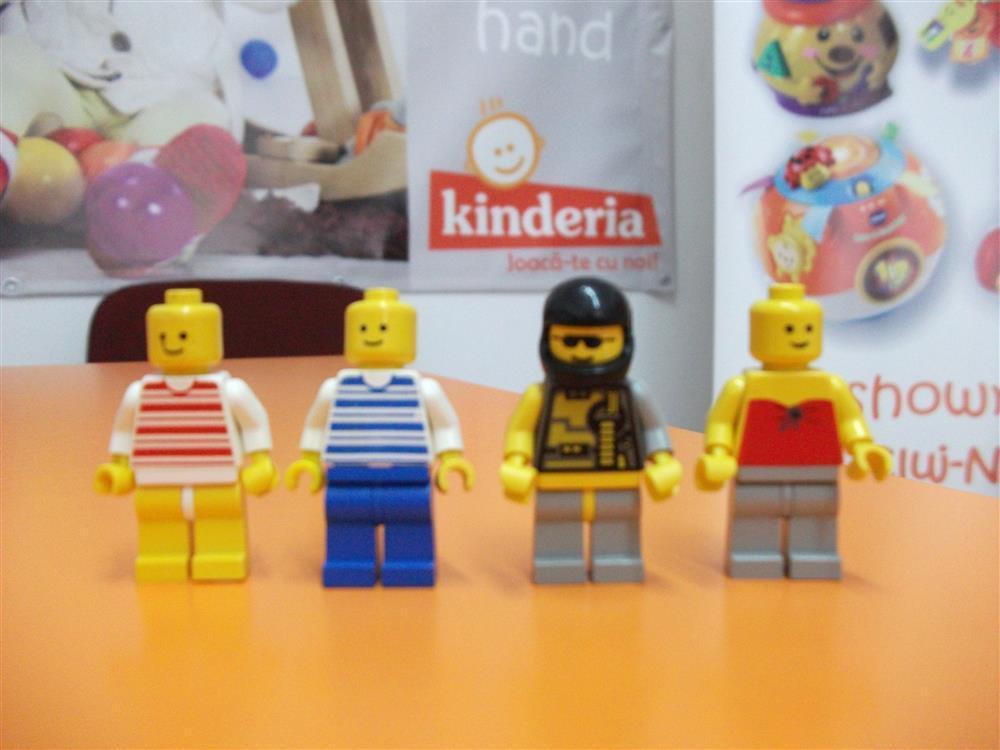 Omulet Lego Diferite Modele