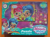 Puzzle - Shimmer & Shine