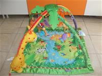 Saltea de joaca FISHER PRICE Rainforest Melodies Deluxe