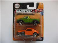 Set 2 masinute metalice ROADSTER