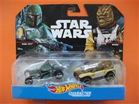 Set masinute HOTWHEELS - STAR WARS