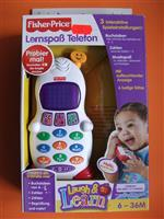 Telefon FISHER PRICE Laugh and Learn